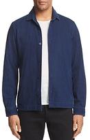 HUGO BOSS Double-Face Shirt Jacket