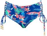 Sunseeker Tropical high waist bikini brief