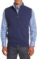 Peter Millar Zip Front Fleece Vest