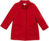 Marie Chantal Red Bow Coat