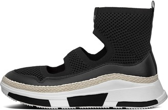 FitFlop Blair Mesh High-Top Sneakers