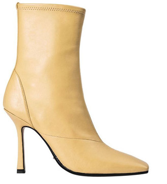 Tony Bianco Halsey Butter Nappa Ankle Boots
