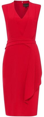 Phase Eight Clarissa Drape Detail Dress