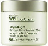 Origins Dr. Andrew Weil for OriginsTM Mega-Bright Dark Spot Correcting Night Mask, 75ml