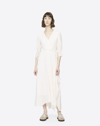 3.1 Phillip Lim Fluid V-Neck Dress