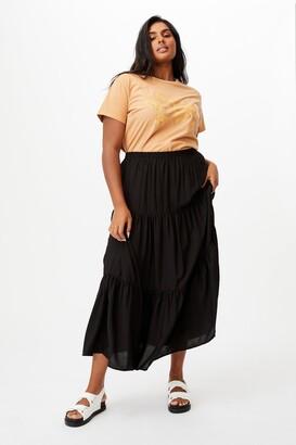 Cotton On Curve Jasmine Maxi Skirt
