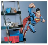 Superman RoomMates Day Of Doom Peel & Stick Giant Wall Decal