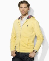 Polo Ralph Lauren Full-Zip Lightweight Fleece Hoodie