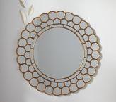 Pottery Barn Kids Gold Circle Blossom Mirror