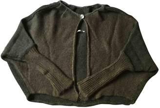 Isabel Benenato Grey Wool Knitwear for Women