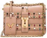 Valentino Rockstud Rolling Bag