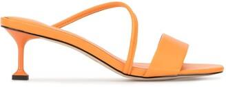 Mara & Mine Bunny open-toe sandals