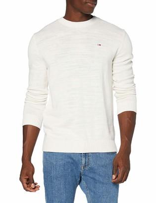 Tommy Jeans Men's TJM Essential Texture Sweater
