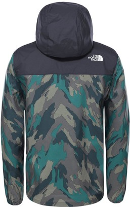 The North Face ChildrensResolve Reflective Jacket - Camouflage