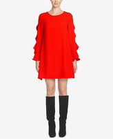 CeCe Ivy Ruffled Shift Dress