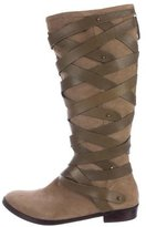 Creative Recreation Suede Knee-High Boots w/ Tags