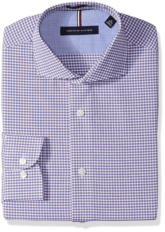 5fe76a8ac Tommy Hilfiger Check Tops For Men - ShopStyle Canada