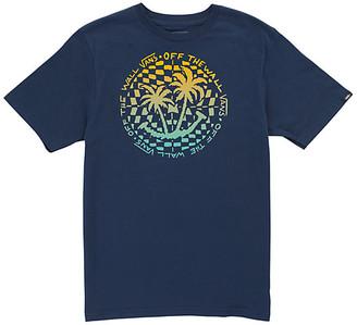 Vans Boys Checker Palms T-Shirt