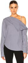 Dion Lee Axis Sleeve Shirt Top