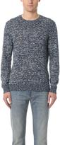 Club Monaco Slub Space Crew Sweater