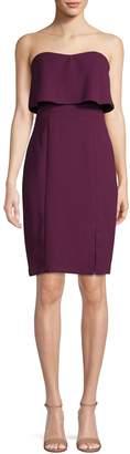 Xscape Evenings Strapless Mini Dress