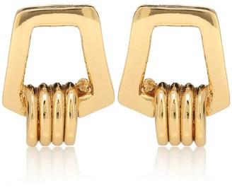 Tohum Design Karo 22-kt gold-plated earrings