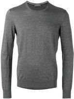 Barba classic sweater - men - Silk/Cashmere - 50