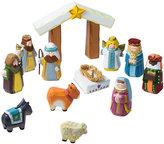 Kurt Adler Children's Nativity 12-Piece Set
