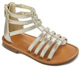Cherokee Toddler Girls' Jennifer Gladiator Sandals Assorted Colors