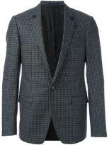 Lanvin small check blazer