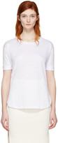 Frame White True T-Shirt