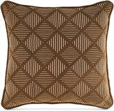 """Croscill Salida 16"""" Square Embroidered Decorative Pillow"""