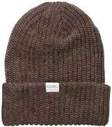 Coal Men's The Edward Heavy Gauge Rib Knit Beanie Hat