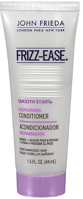 John Frieda Travel Size Frizz Ease Smooth Start Repairing Conditioner