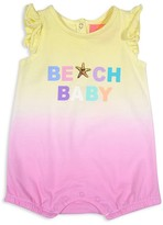 Butter Shoes Girls' Beach Baby Romper - Baby