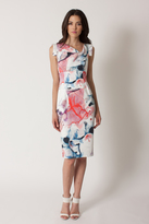 Black Halo Painters Haze Jackie O Dress