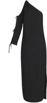 Rosetta Getty Mono Shoulder Gown