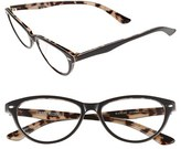 Corinne McCormack Women's 'Kaylee' 53Mm Reading Glasses - Brown
