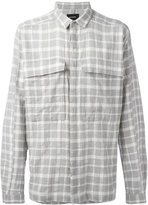 Stampd checked shirt