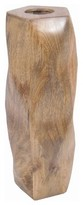 Threshold Wood Vase Short