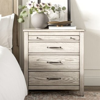 Kelly Clarkson Home Orellana 3 Drawer Nightstand