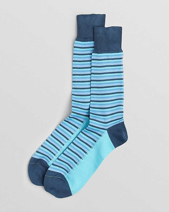 Paul Smith Quattro Mini Stripe Socks