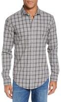 BOSS 'Ridley' Slim Fit Check Sport Shirt