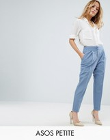 Asos High Waist Tapered Pant