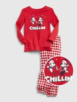 Disney babyGap   Mickey Mouse and Minnie Mouse PJ Set