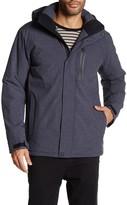 Hawke & Co Hooded Softshell Outerwear Jacket