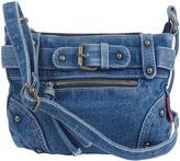 UNIONBAY Union Bay Buckle Denim Crossbody Bag