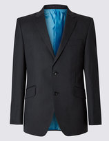 Marks And Spencer Grey Tailored Fit Suit
