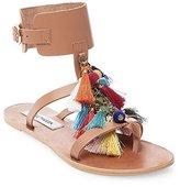 Steve Madden Women's Colorful Flat Sandal