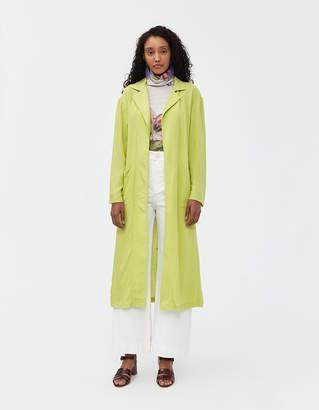 Eliza J Stelen Long Jacket